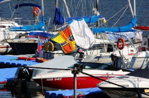 Marina ATLANTIDA Slapy – místo pro vaše lodě